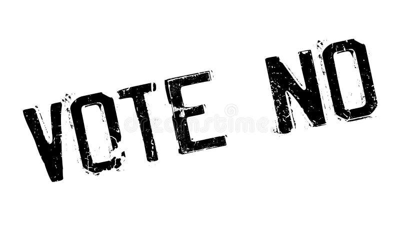 投反对票不加考虑表赞同的人 向量例证