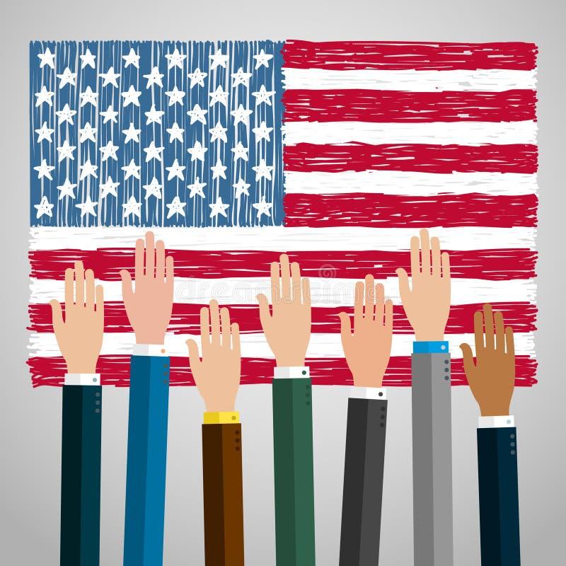 Download 投票的概念 向量例证. 插画 包括有 培养, 观点, 辩论, 人力, 投资者, 选举人, 现有量, 生意人 - 72362632