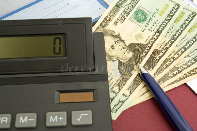 投资计划 免版税图库摄影