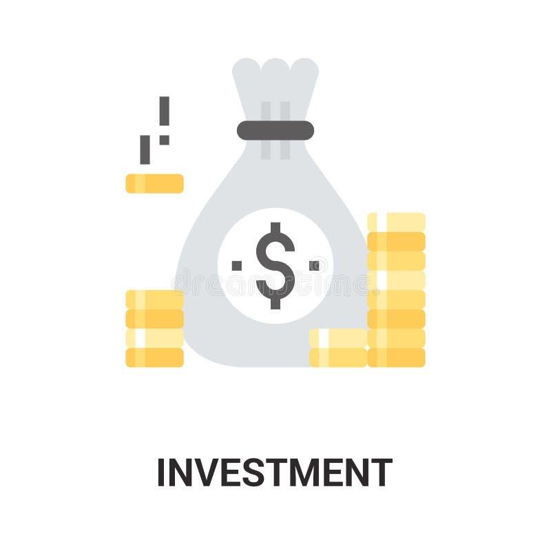 投资象概念 皇族释放例证