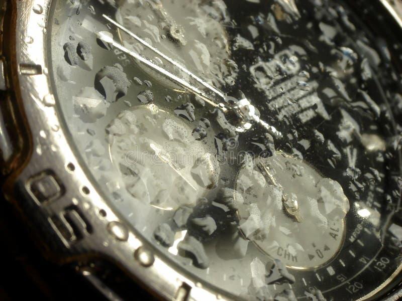 抗性手表水 库存照片