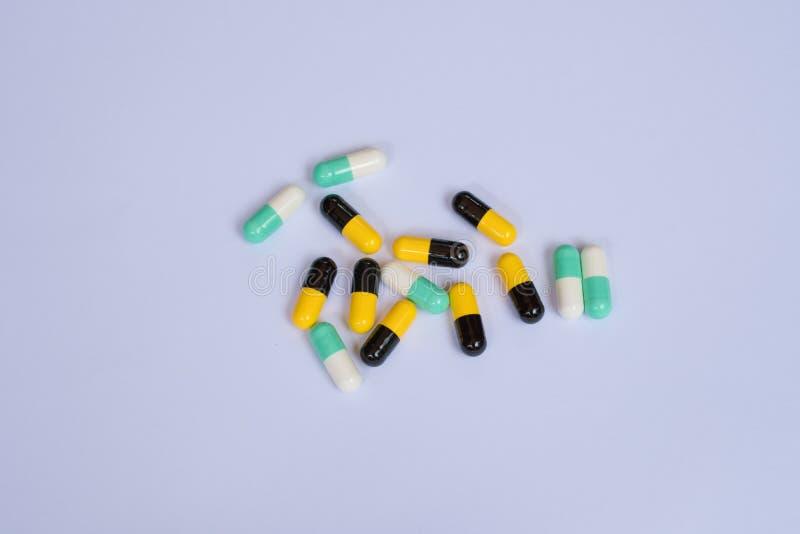抗药性抵抗概念 图库摄影