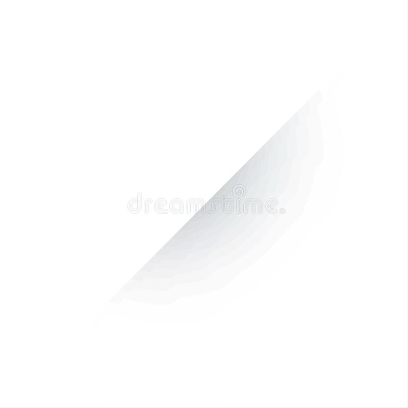 折叠 向量例证