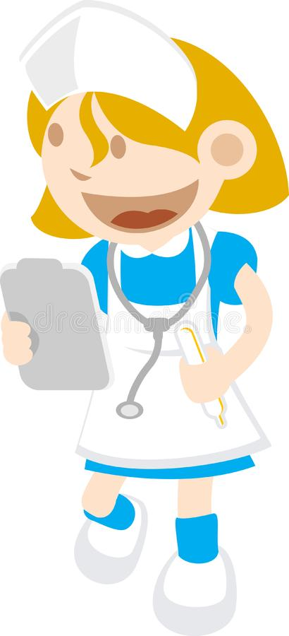 护士 库存照片