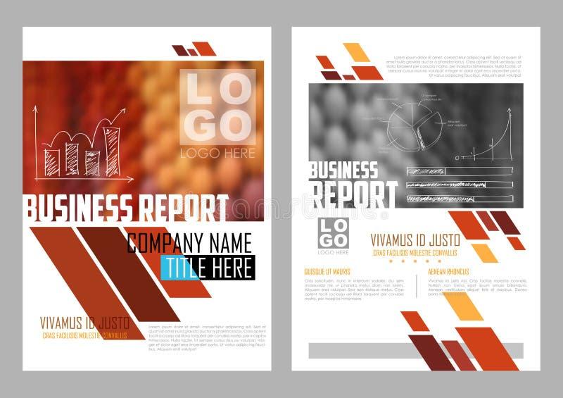 Download 年终报告和介绍模板设计 向量例证. 插画 包括有 钞票, 商业, 小册子, 财务, 设计, 盖子, 编辑可能 - 72358838