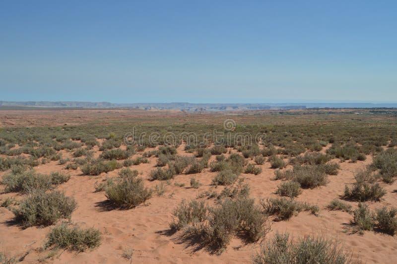 抱怨把我们带对马鞋子弯 亚利桑那科罗拉多马掌河美国 地质 免版税图库摄影