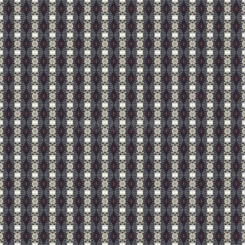 抽象五颜六色的无缝的背景 免版税图库摄影