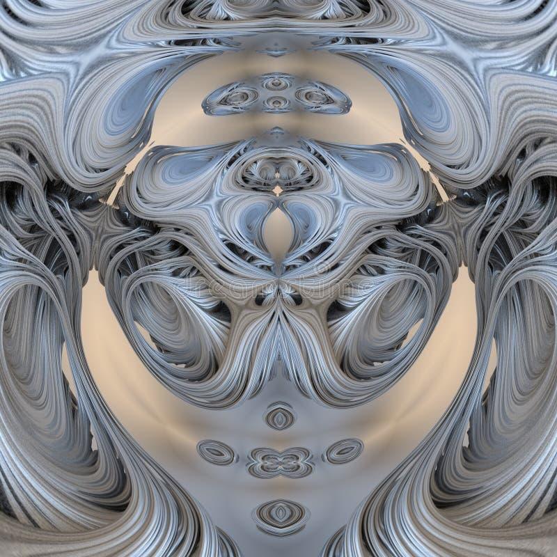 抽象五颜六色的背景设计 向量例证