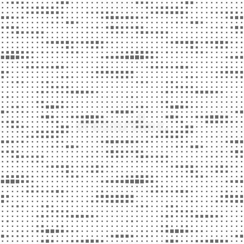 抽象几何模式 现代,简单的黑白背景 单色最小的设计 皇族释放例证