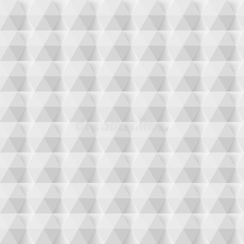 抽象几何行家时尚Techno设计三角样式背景 向量例证