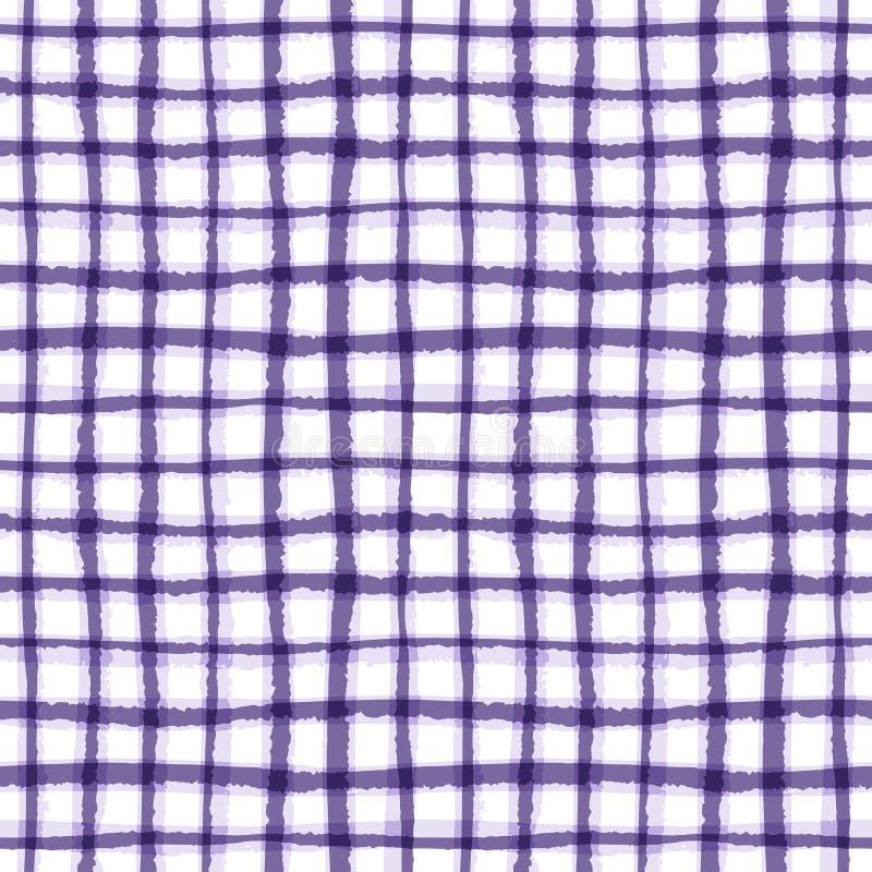 抽象几何被排行的纹理 图库摄影
