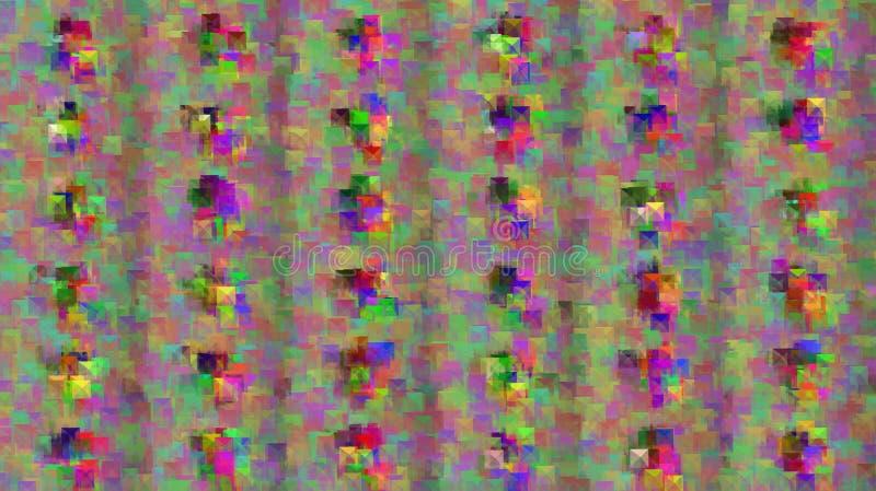 抽象几何金刚石点燃纹理 库存照片