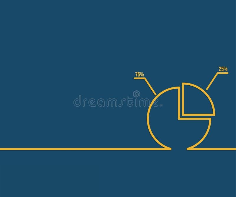 抽象创意概念线绘制背景,用于Web、移动应用、插图模板设计、商业信息图形、页面、 库存例证