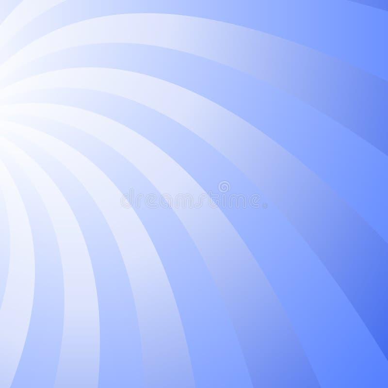 抽象动态螺旋样式背景-向量图形 向量例证