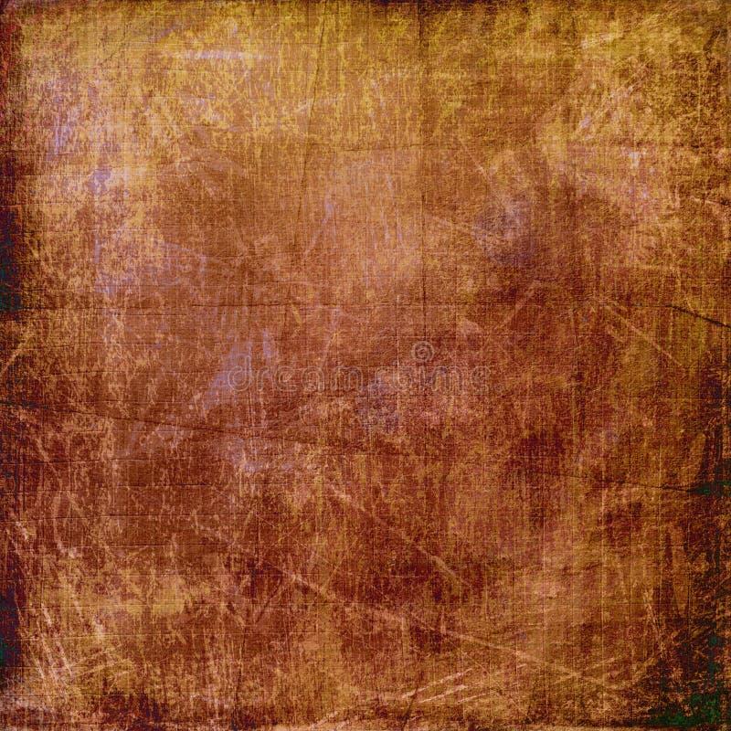 抽象古老背景 皇族释放例证