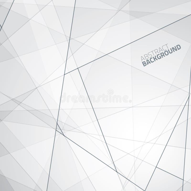 抽象和现代线企业传染媒介backgrou 库存例证
