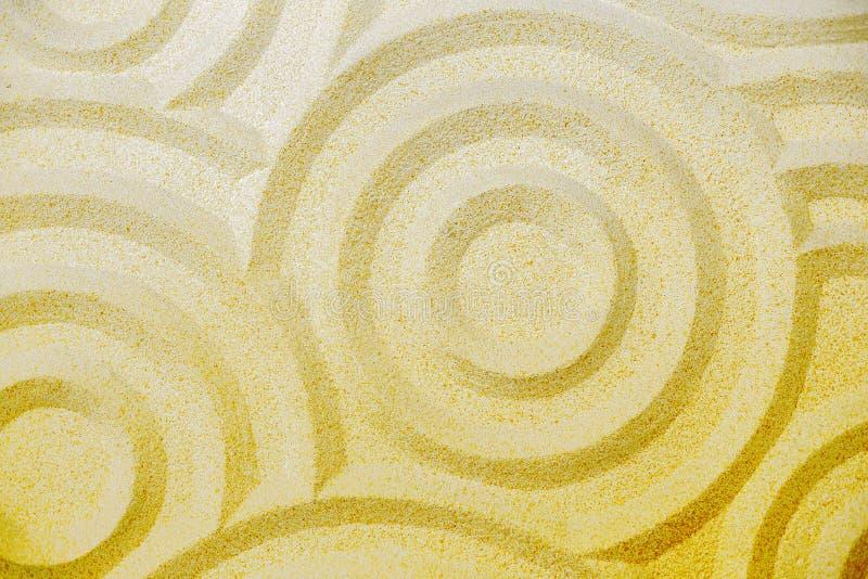 抽象圈子,从圈子的纹理 向量例证
