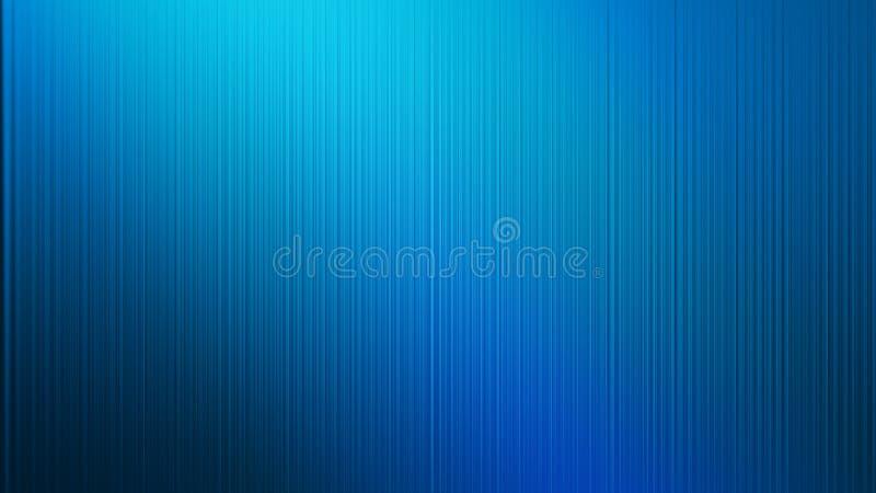 抽象垂直条纹在蓝色背景中构造 库存照片