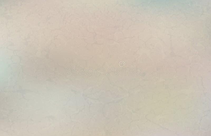 抽象大理石纹理传染媒介illustr难看的东西灰色背景  库存例证