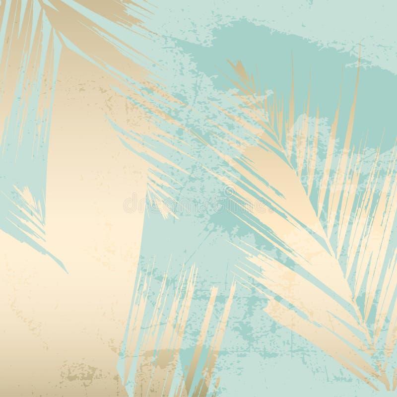 抽象大理石金样式 免版税图库摄影