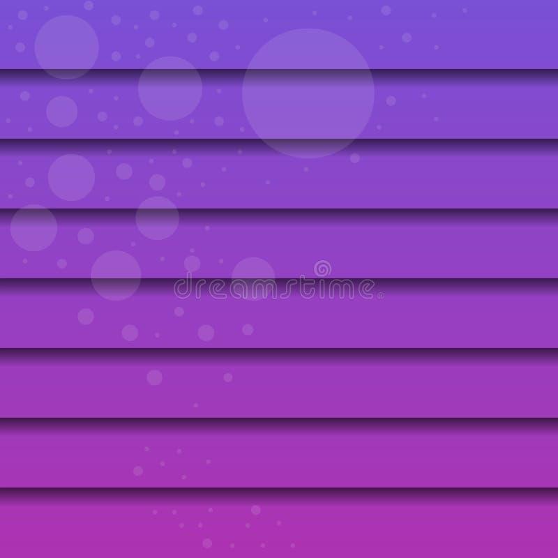 抽象小条紫外-紫色和蓝色背景导航eps10 皇族释放例证