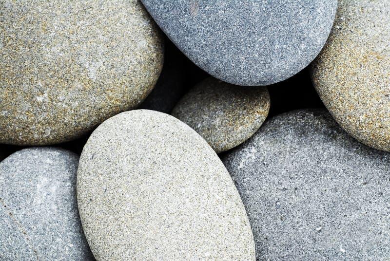 抽象岩石舍入了 库存图片