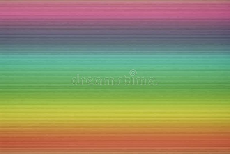 抽象彩虹纤维背景 向量例证