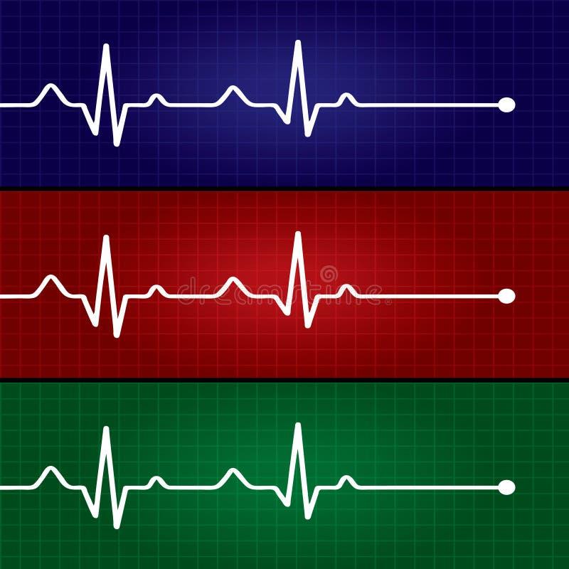 Download 抽象心跳心电图例证 向量例证. 插画 包括有 重点, 活动, 脉冲, 关心, 模式, 例证, 技术, 健康 - 72357043