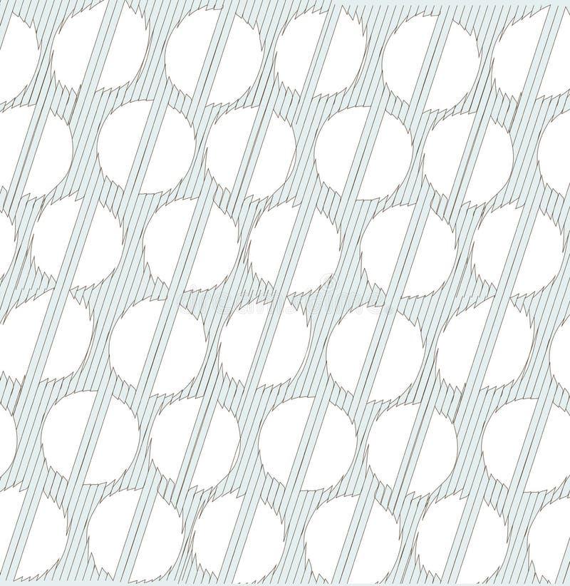 抽象无缝的样式,背景 向量例证