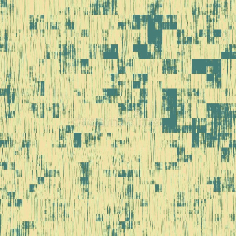 抽象无缝的纹理 库存例证