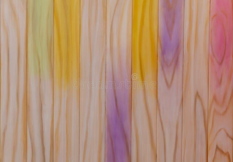 抽象木作用背景 图库摄影
