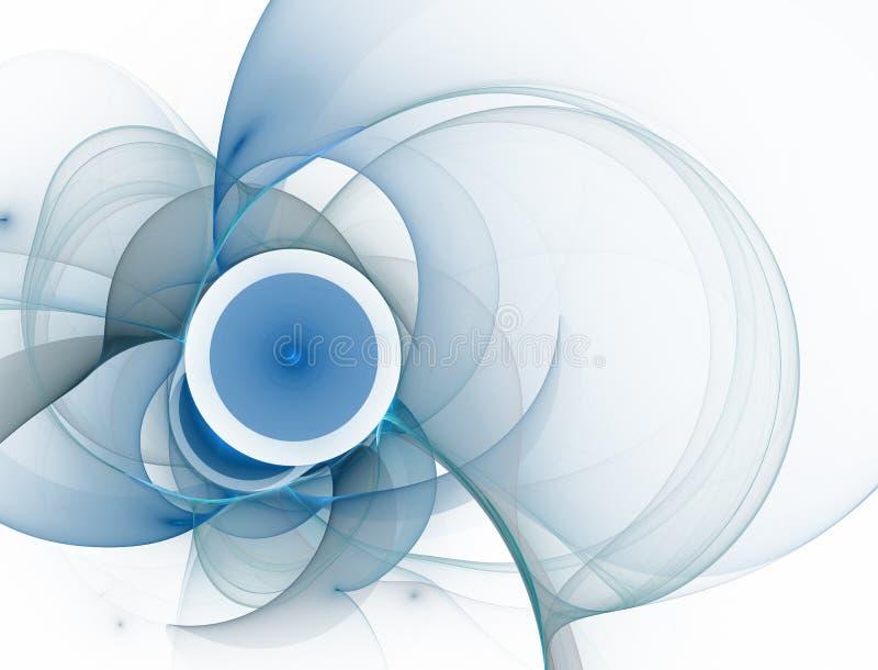 抽象未来派和现代概念背景构成 向量例证
