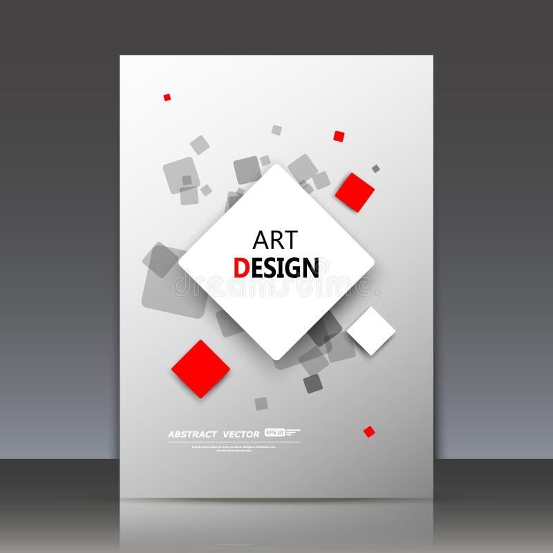 抽象构成,几何形状象,锭剂装饰品, a4小册子标题板料,菱形商标建筑背景, busine 免版税库存图片