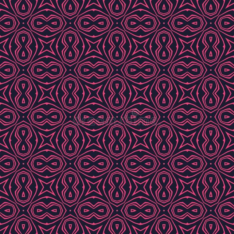 抽象样式背景几何传染媒介 向量例证