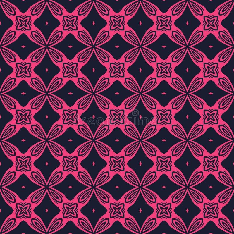 抽象样式背景几何传染媒介 皇族释放例证