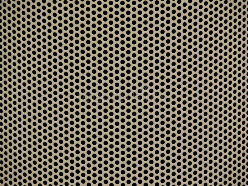 抽象格栅金属纹理 免版税图库摄影