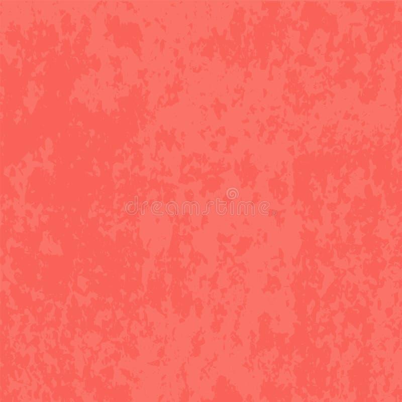抽象桃红色难看的东西纹理背景 库存例证