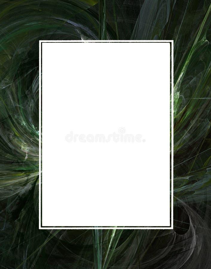 抽象框架照片 库存图片