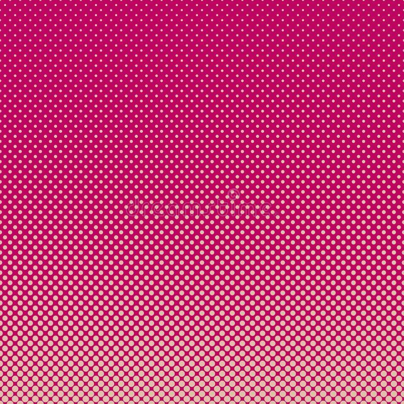 抽象梯度半音样式背景 库存例证