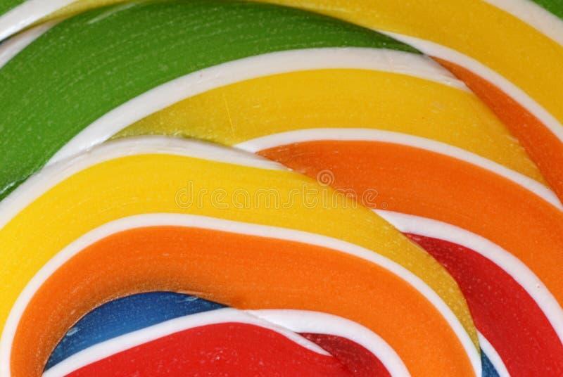 抽象棒棒糖 库存照片