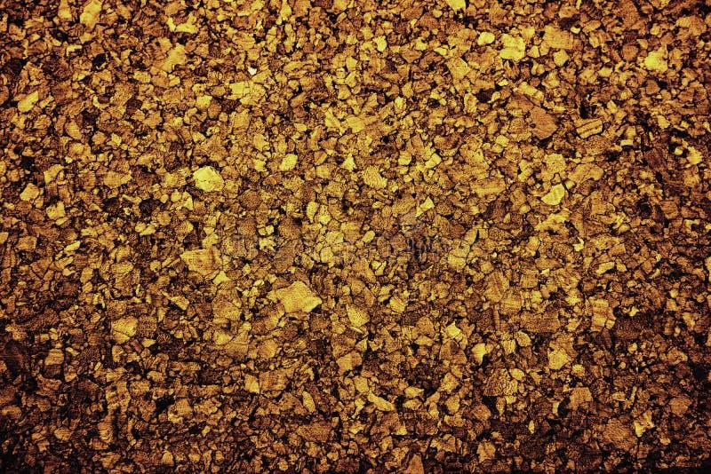 抽象棕色粒状纹理 库存图片