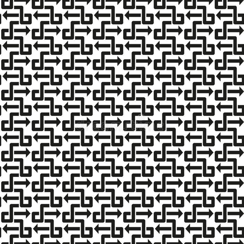 Download 抽象模式无缝的向量 向量例证. 插画 包括有 重复性, 重复, 装饰, 背包, 瓦片, 设计, 几何, 向量 - 72354760