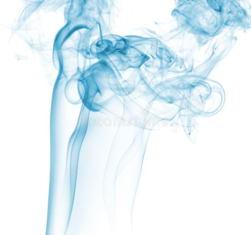 抽象模式烟 免版税图库摄影