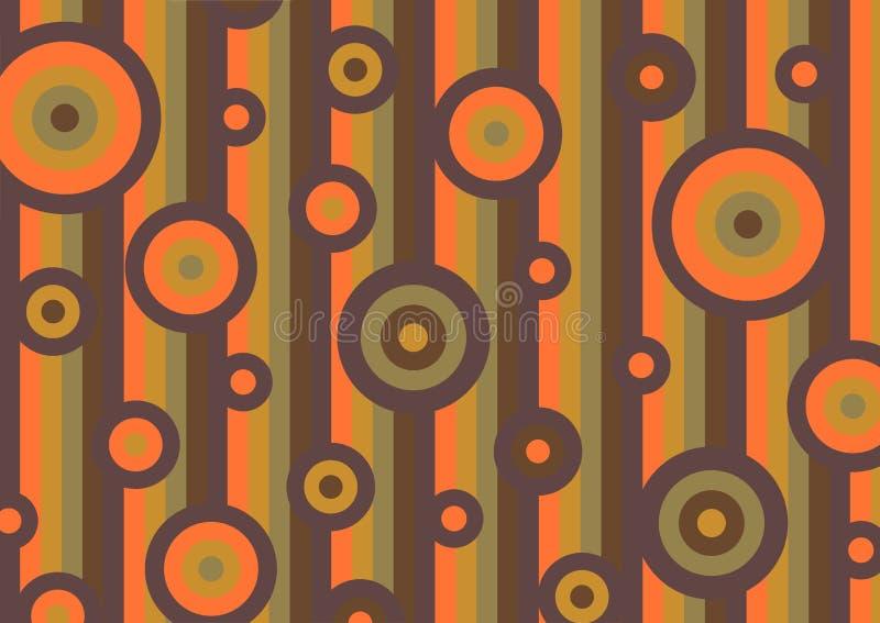 抽象模式 向量例证