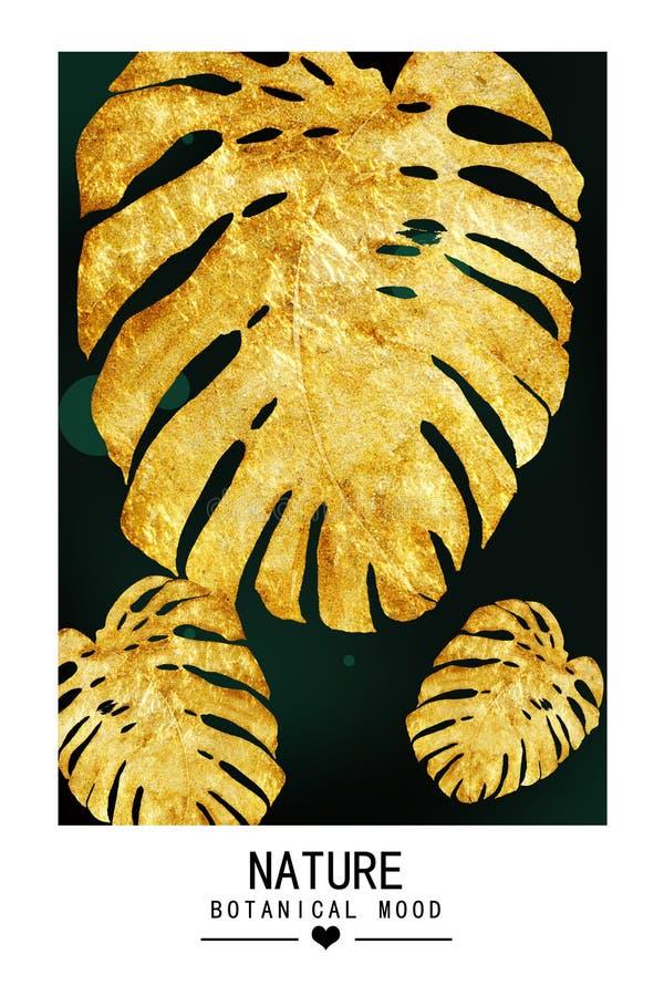 抽象水晶瓷装饰绘的系列 皇族释放例证