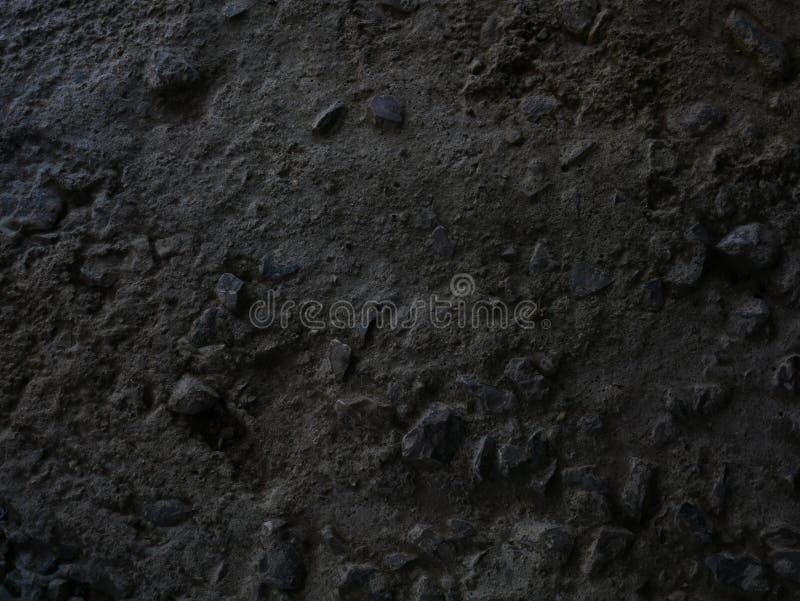 抽象水泥地板肮脏的老水泥纹理 建筑学,粗砺 库存照片