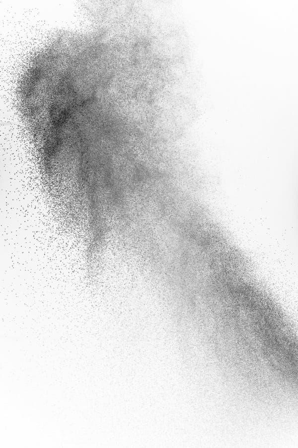 抽象油漆泼溅物 免版税库存照片