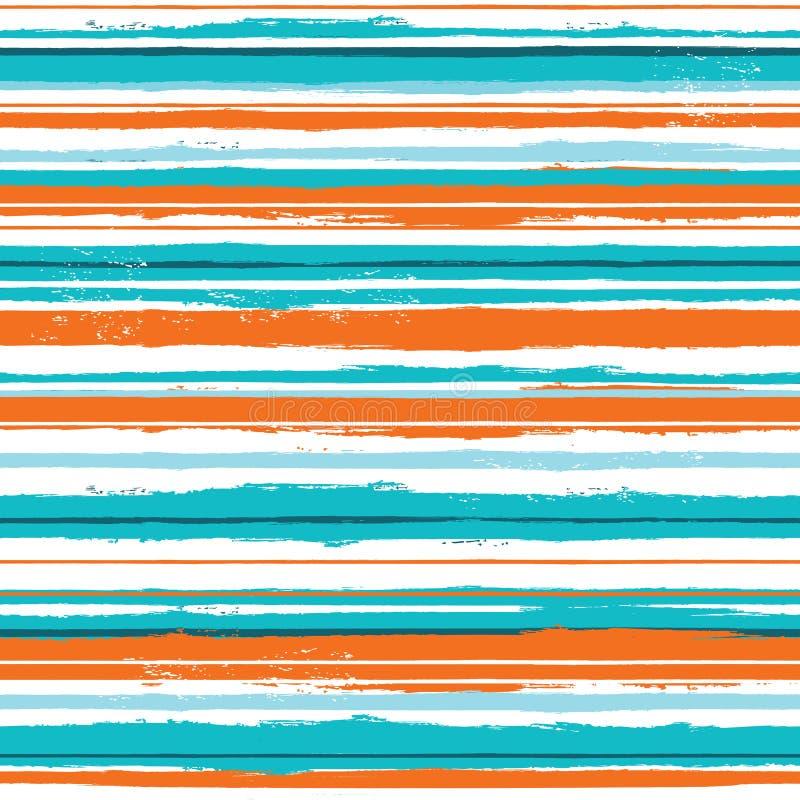 抽象波浪背景 库存例证