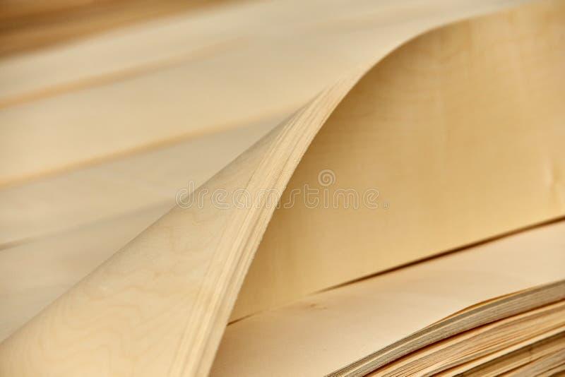 抽象浅褐色的层压板 库存图片