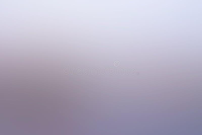 抽象淡色天空弄脏了在五颜六色的口气的背景 免版税库存图片